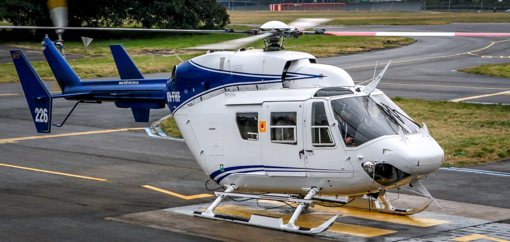 Corporate Helicopter Charter 4