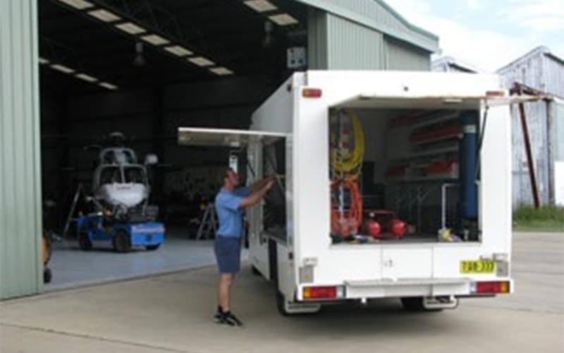 Remote Area Maintenance