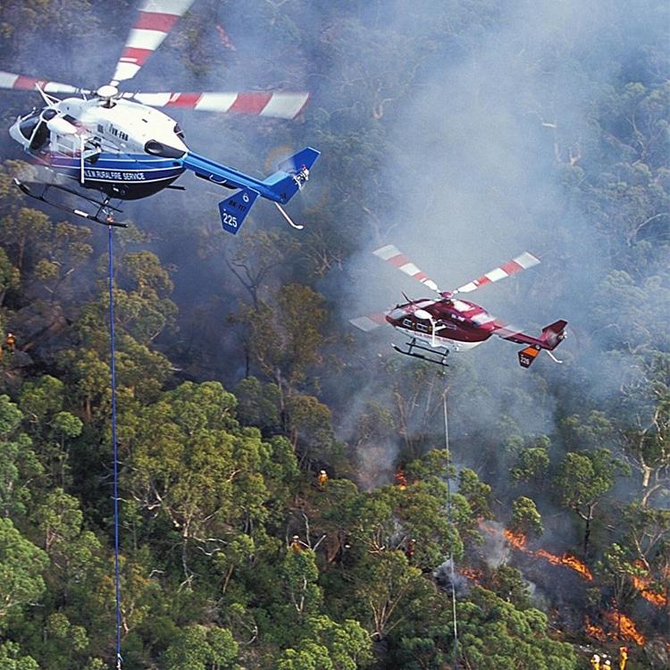 Aerial Fire Supression