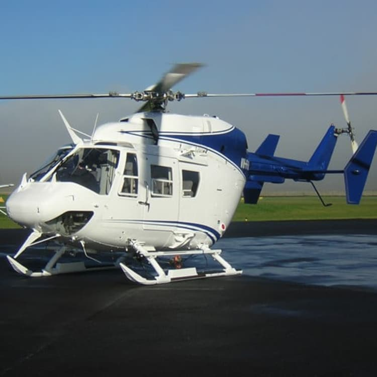 Corporate Charter Helicopter