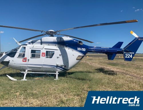 Helitreck in Dubbo & Moree, March – April 2021
