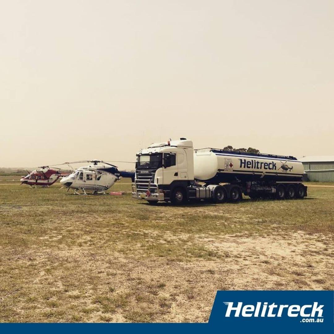 Aviation Fuel Trucks