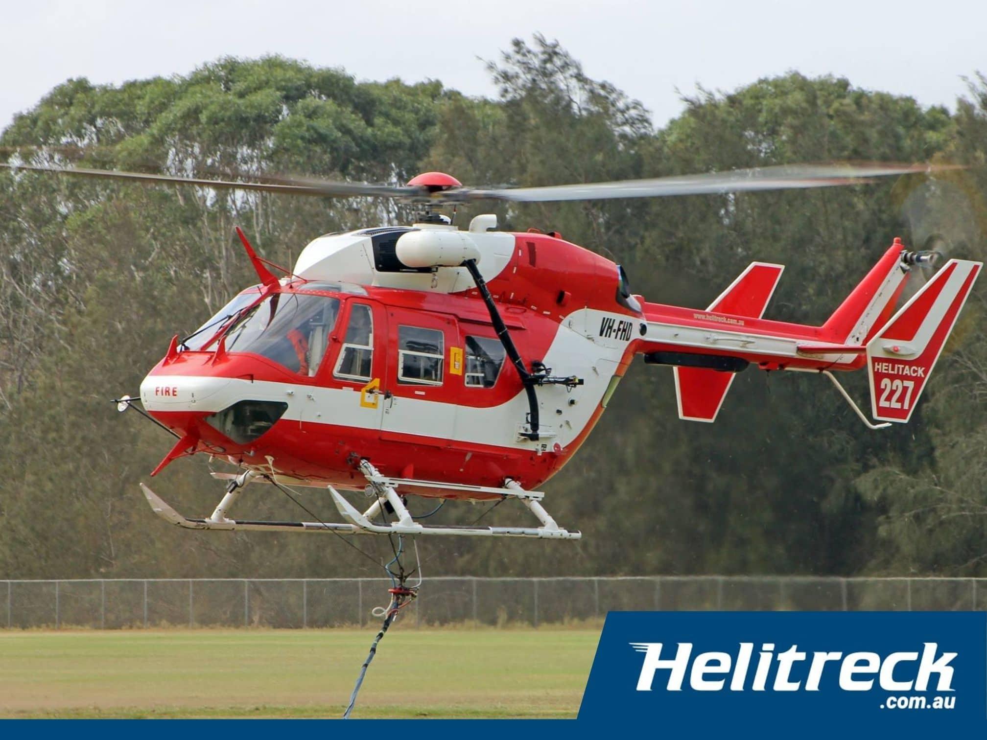 HelicopterBK117 B2-VH-FHD-9