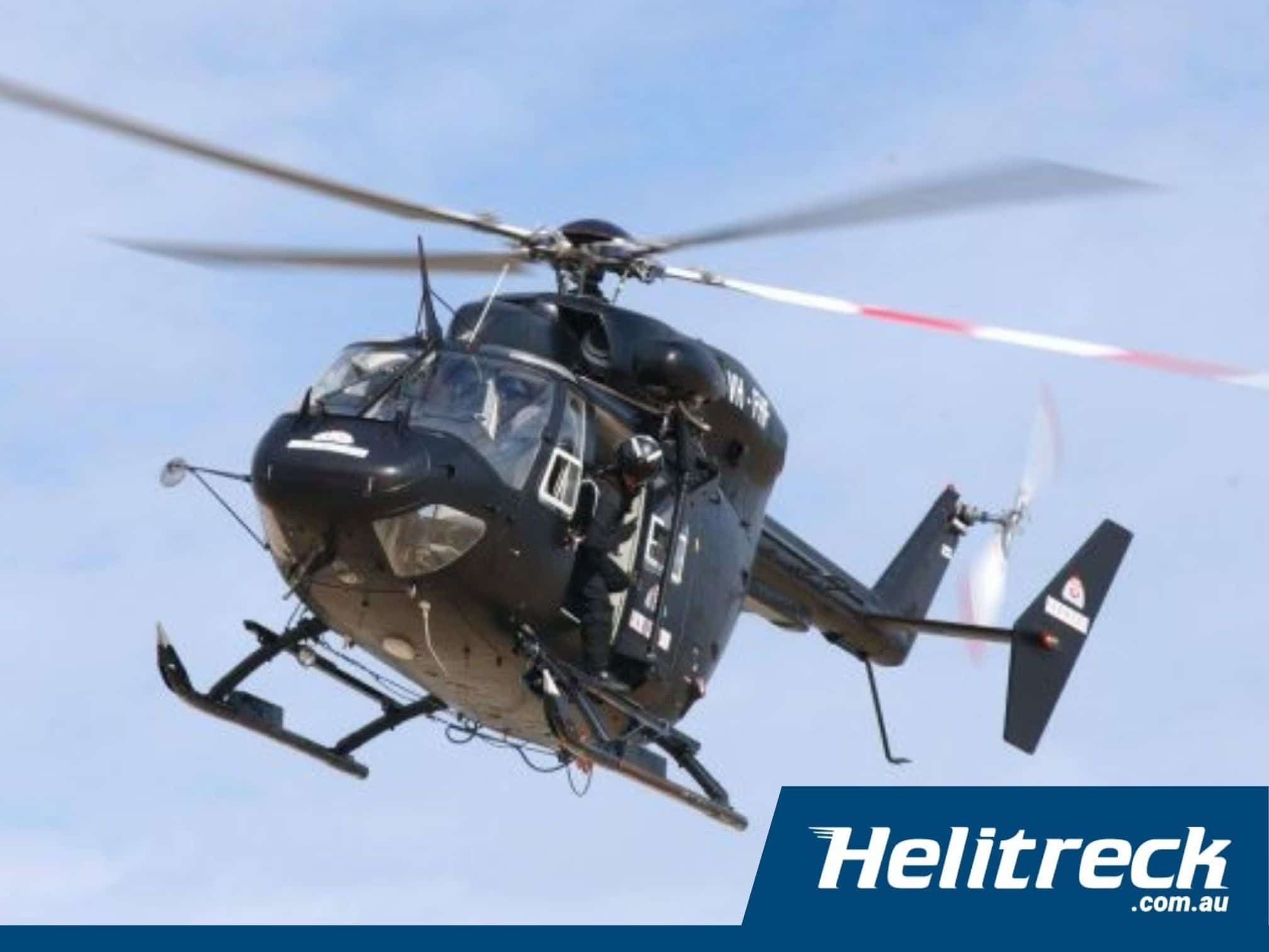 HelicopterBK117-B2-VH-FHF