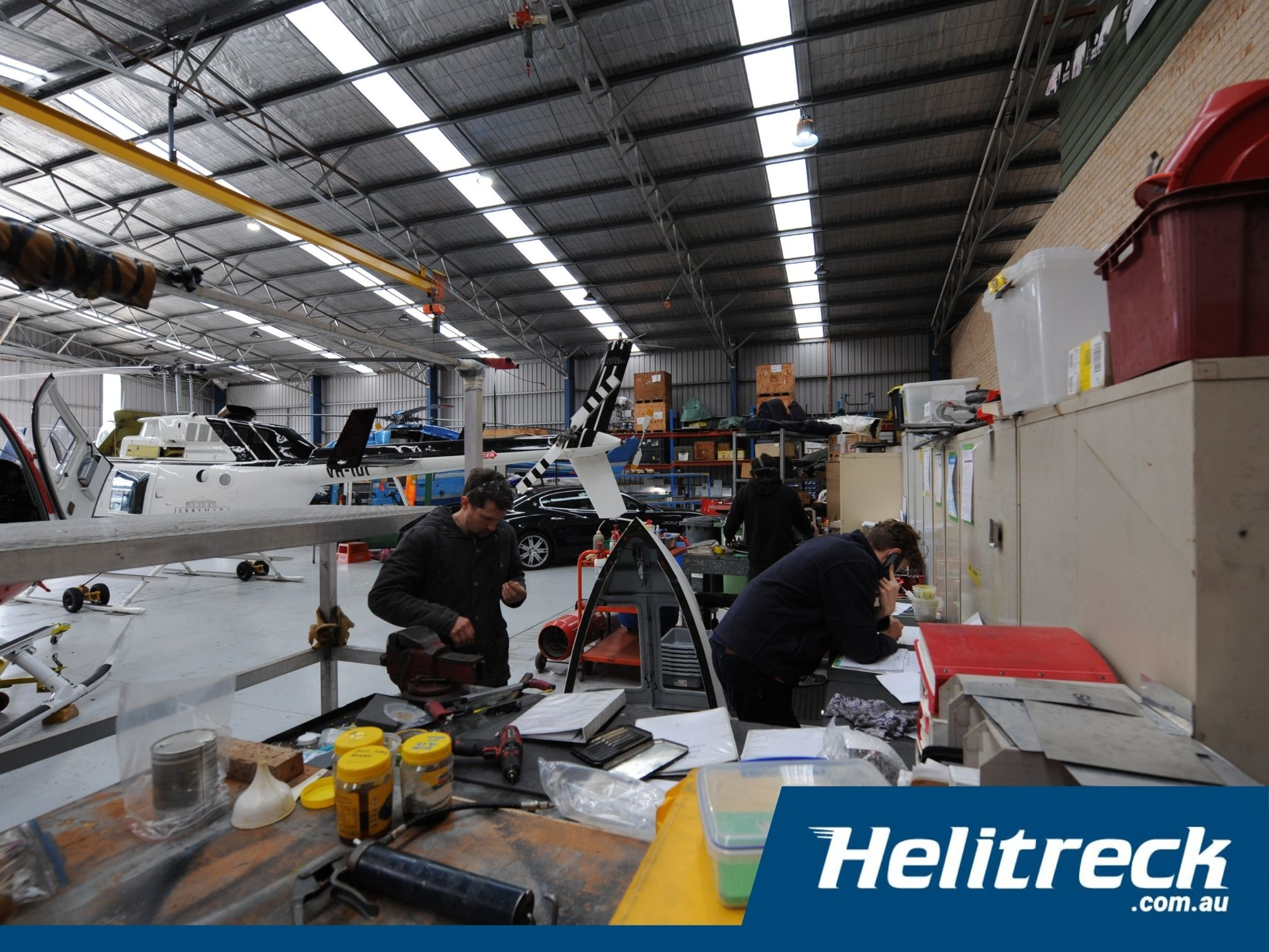 Helicopter-Maintenance-Helicopter-Engineering
