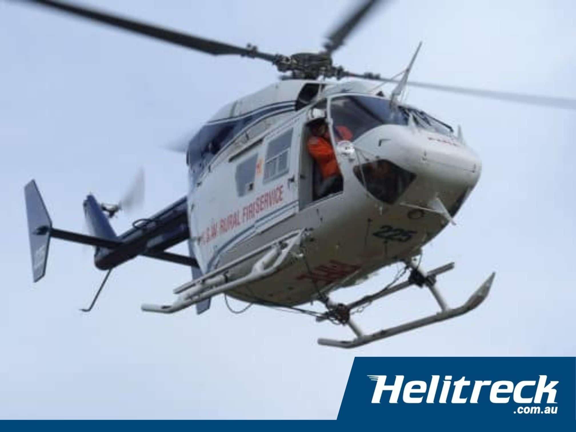 Helitreck-Helicopters-Sydney-Australia