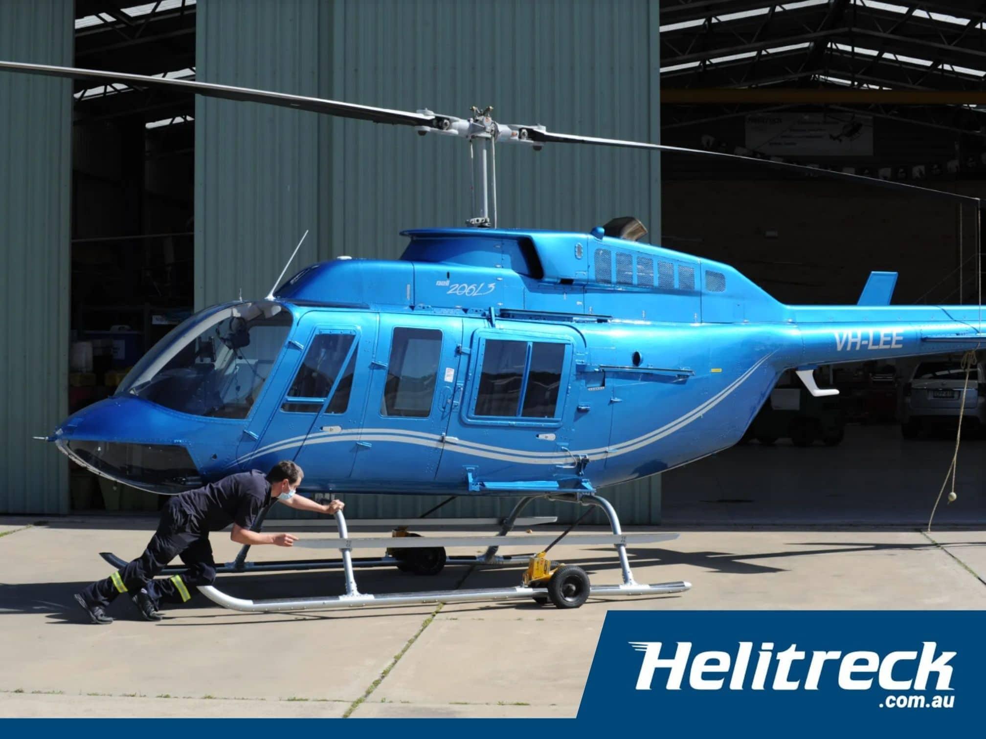 Helitreck Bell 206L3 LongRanger